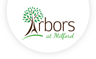 Arbors At Milford Web Logo